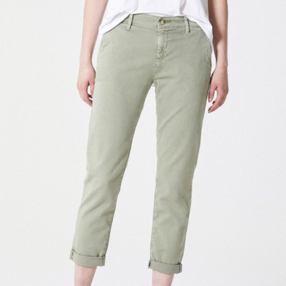 0b404365638 Ag Adriano Goldschmied Pants - AG The Caden Trouser Cypress Green Twill 27